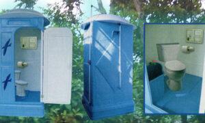 Toilet Portable Closet Duduk